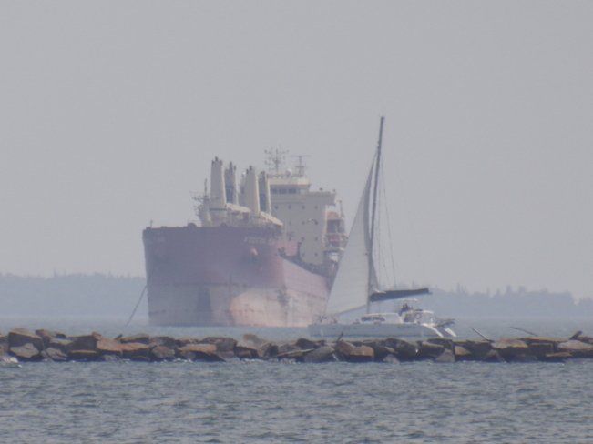SMOKE on the WATER Shipyard Rd, Thunder Bay, ON P7A, Canada