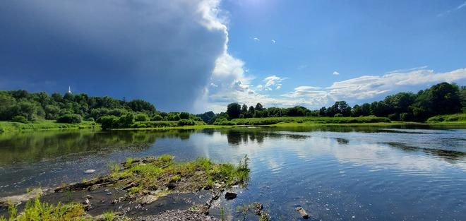 rivière des Saults Sainte-Brigitte-des-Saults, QC