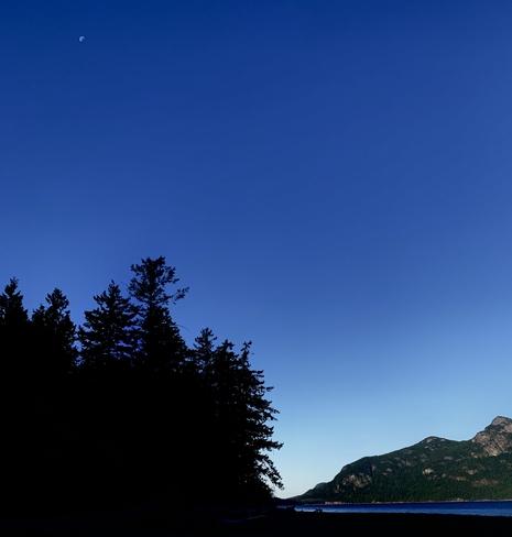 Sunrise Porteau, British Columbia, CA