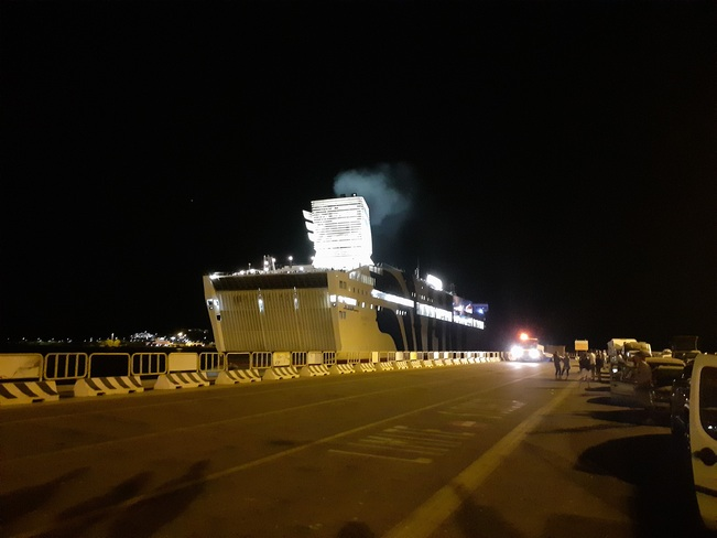 ferry de nuit Olbia, 88