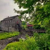 Le moulin à laine d'Ulverton