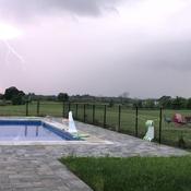 Lightning Strike August 2021