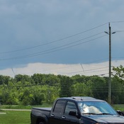 water spouts south east of patillo rd.