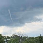 Funnel Cloud east of Woodslee