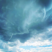 Funnel Clouds in Essex County