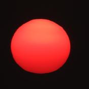 Soleil de feu