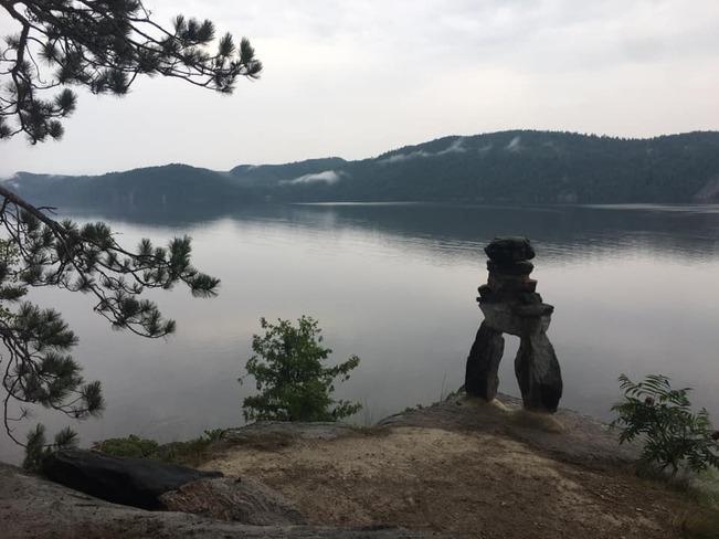 Parc d'Opémican, Lac Témiscamingue Parc national d'Opémican, Témiscaming, QC