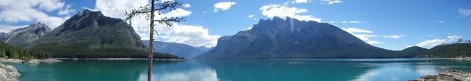 Lazy Days of Summer Banff, AB