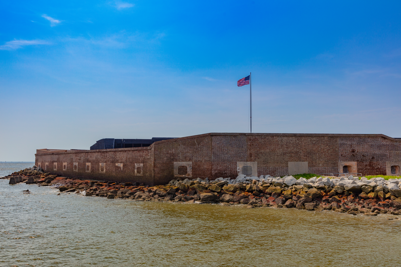 Fort Sumter and Fort Moultrie National Historical Park