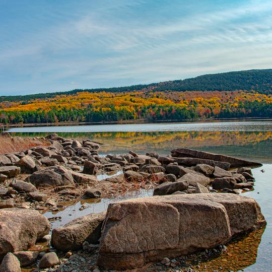 Acadian National Park