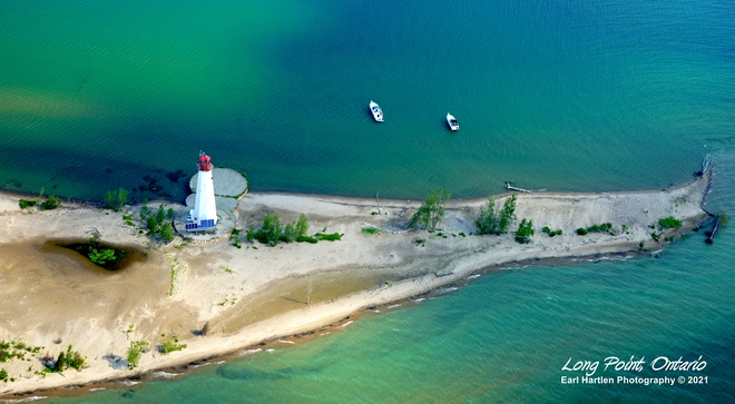 Long Point Lighthouse Ontario Long Point, ON