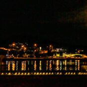 Soir de pleine lune-Gaspé