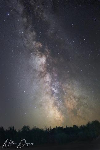 Milky Way Miramichi, NB