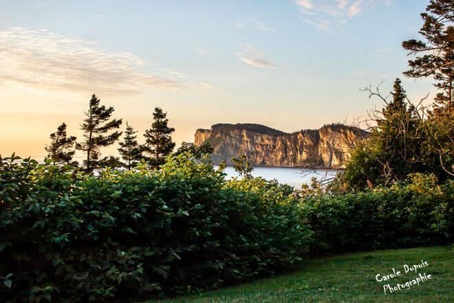 Parc National Forillon Boulevard de Saint-Majorique, Gaspé, QC