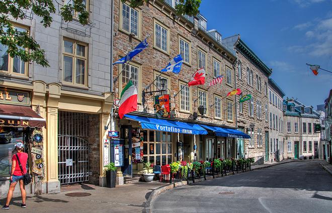 Portofino Old Quebec, La Cité-Limoilou, Quebec City, QC