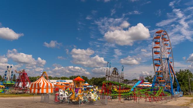Paris Fair Paris, Brant, ON