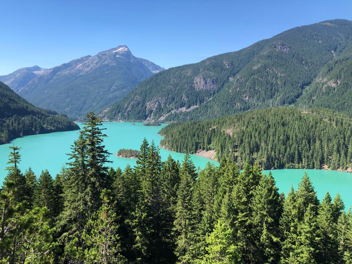 Lake Ross National Recreation Area