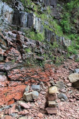 MazuKama Falls Trail Thunder Bay, ON