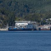 Traversier Baie Sainte-Catherine à Tadoussac