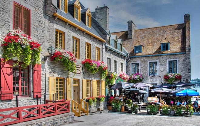 Old Quebec city Old Quebec, La Cité-Limoilou, Quebec City, QC