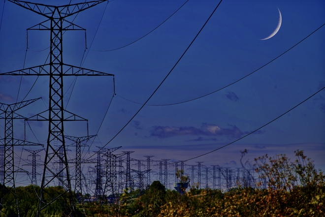 Moon Power Mer Bleue, Ridge Rd, Ottawa, ON K0A 2Y0, Canada