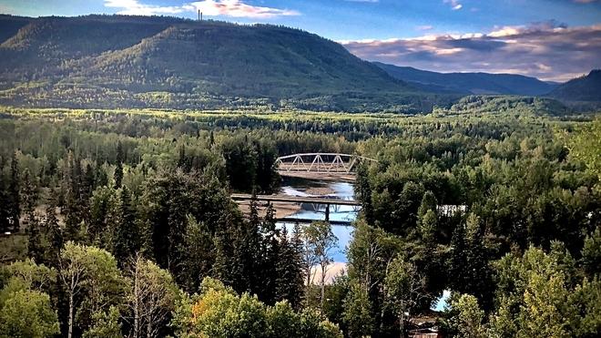 Sites and Scenes Peace River, Alberta, CA