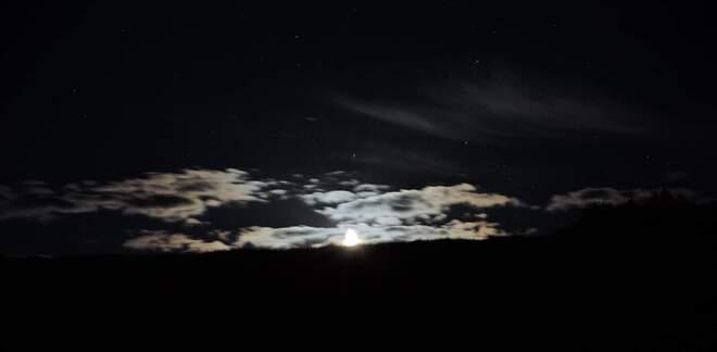 Lune 12/09/21 Sainte-Marie, QC