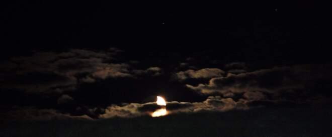Lune 12/09/21 II Sainte-Marie, QC