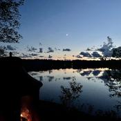 Beautiful Gibson Lake
