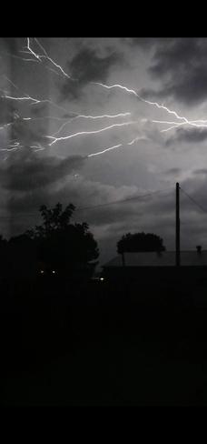 orage Salaberry-de-Valleyfield, QC