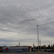 Waves in the cloud