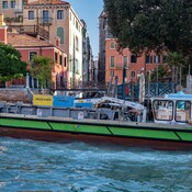 Grand Canal Garbage Pick Up
