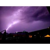 September 24th Thunder Storm