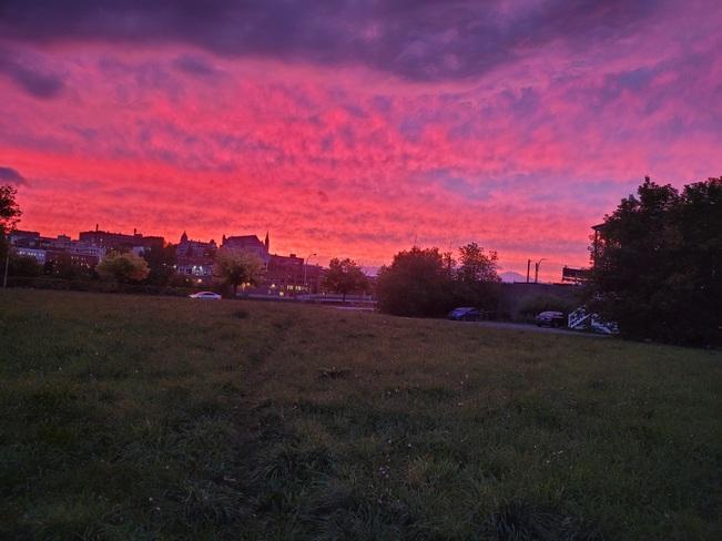 ciel sur Sherbrooke Sherbrooke, QC