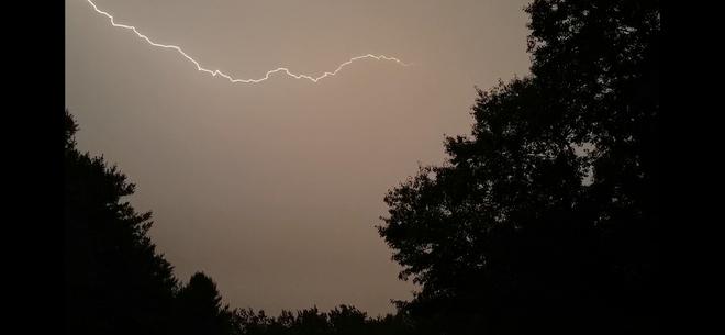 lightning streak Sebright, ON
