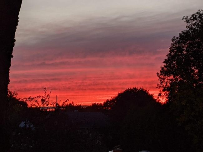 coucher de soleil Beauport Beauport, QC