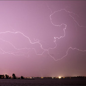 Montreal region pummeled by thunder and lightning storm Sept 15