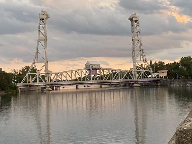 Welland Canal Bridge Welland, Ontario, CA