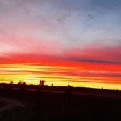 Hump Day Sunset