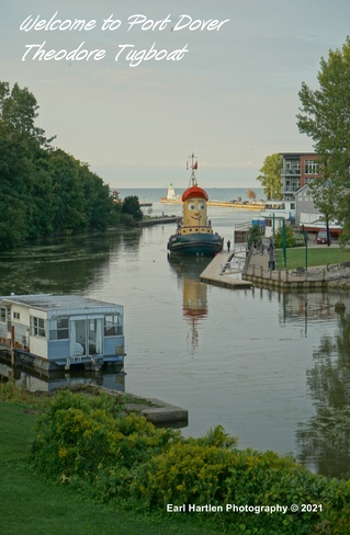 Theodore Tug Port Dover Ontario Port Dover, ON