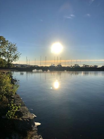 Morning sun in Beaconsfield Beaconsfield, Quebec, CA