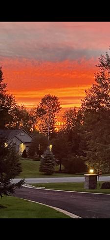 Sunset Manotick, Ontario, CA