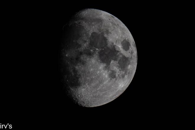 tonight's moon Elsipogtog, NB