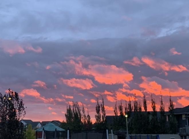 Sunset Saskatoon, Saskatchewan, CA