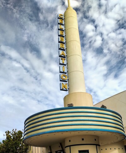 Celebration Movie Thatre Kissimmee, FL