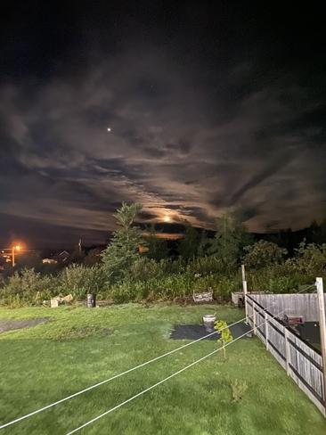 Beautiful night sky Bay Roberts, Newfoundland and Labrador, CA