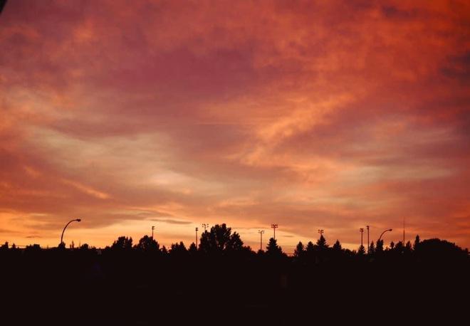 Beautiful Sunset Kindersley, SK
