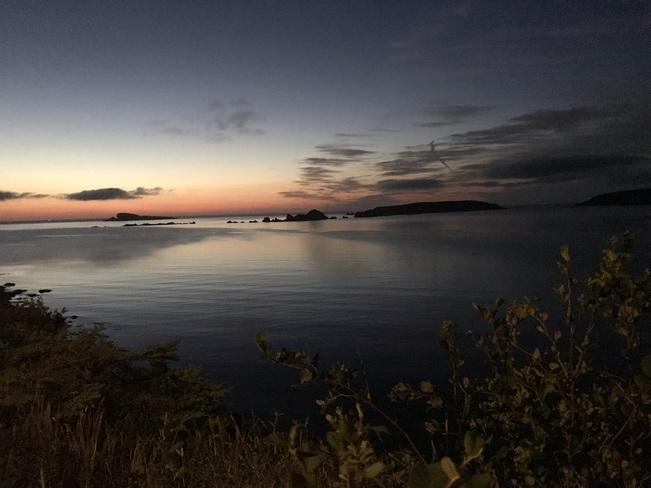 Beautiful Sunrise Ferryland, NL
