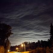nuages précédent la tempête