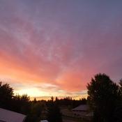 God's morning masterpiece